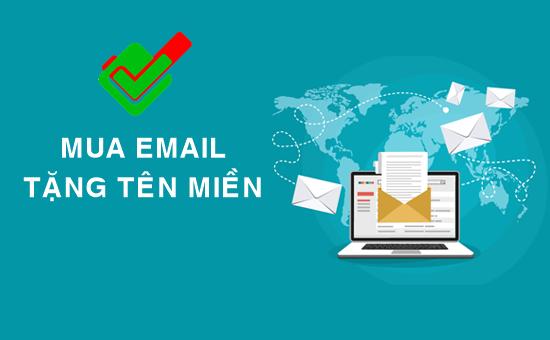 Mua email doanh nghiệp tặng tên miền quốc tế